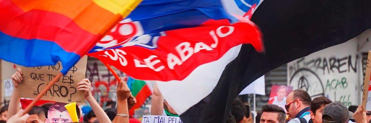Revuelta social Chile