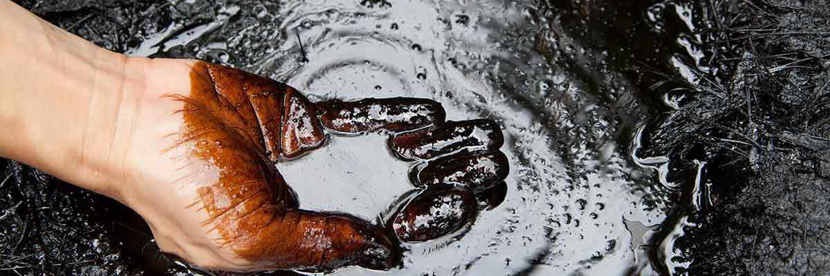 Caída del precio del petróleo